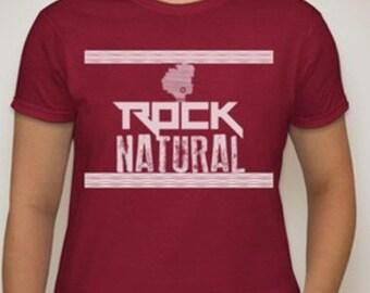 ROCK Natural TEE