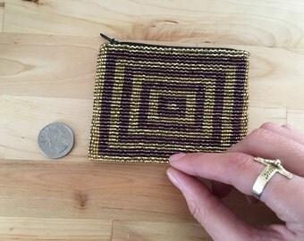 Handmade Colorful Coin Purse