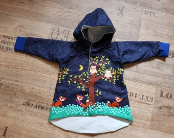 Spring jacket size 86 * NightForest *.