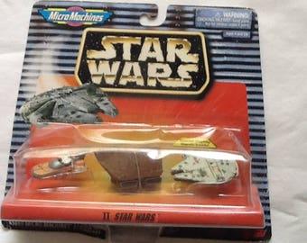 Star Wars 11 Micro Machines 1996
