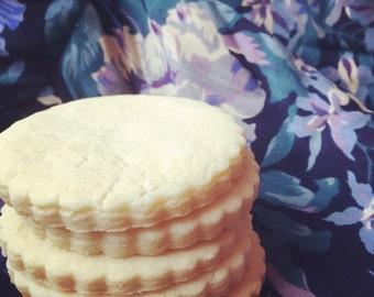 Plain Sugar Cookies