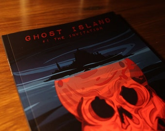 Ghost Island Issue #1