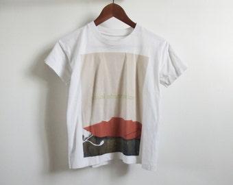 T-shirt Agnes B of artist Lucien Hervé size XS