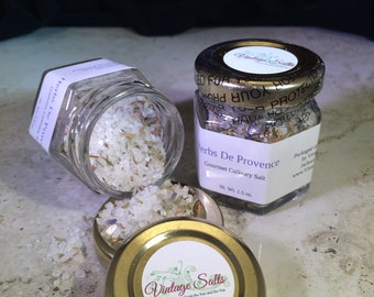Herbs de Provence Gourmet Salt