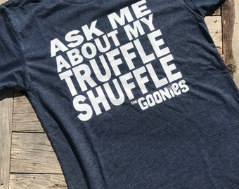Goonies Tshirt - 80's Movie Tee - Funny Tshirt - Retro Movie Shirt - Funny 80's  Shirt - Adult shirt - Funny Gift