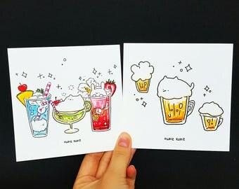 Post cards set 02