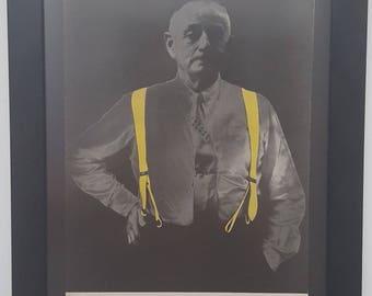 Guy Bolton, American, Playwright, Retro, Wall Art,Musical Theater, Vintage, Ephemera