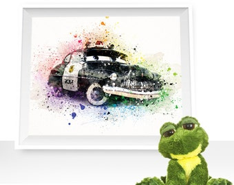 80%OFF Cars print, cars wall art, Cars printable, Sheriff print, Sheriff watercolor, Sheriff art print, Sheriff printable Sheriff watercolor