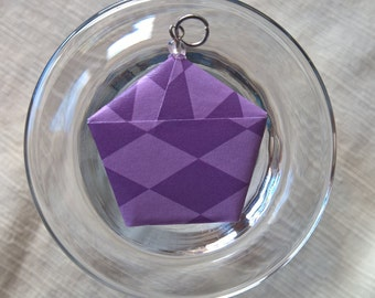 Pentagon pendant
