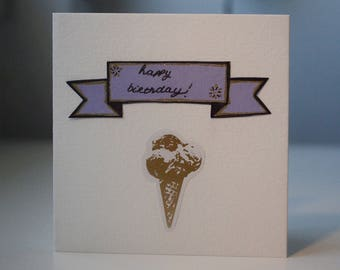 Custom Made Card || Any Occasion!
