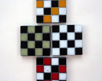 Small mosaic coaster
