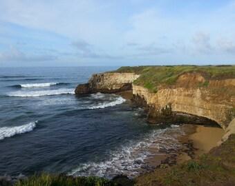 Coastal California Bluffs