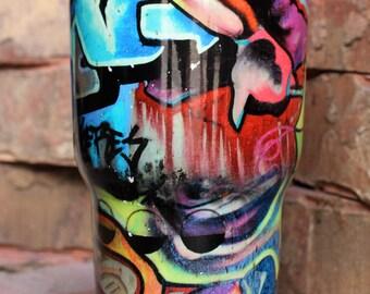 Graffitti Rtic Tumber