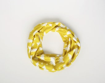 baby/toddler/child infinity scarf