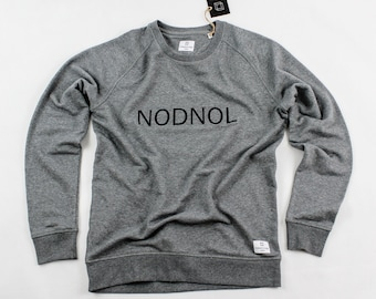 NODNOL / LONDON Crewneck
