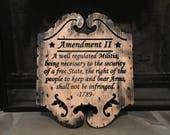 Second Amendment l Right to bear arms l Amendment Second l Gun Rights