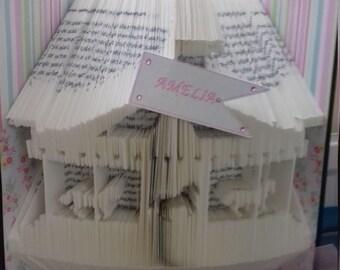 carousel cut n fold combi book