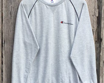 Rare champion small logo sweatshirt