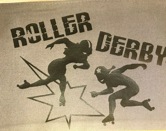 Custom Roller Derby Shirt