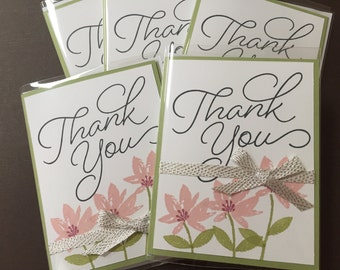 Avant Garden Thank You Notes (Set of 5)