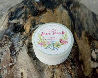 MAGIC face scrub