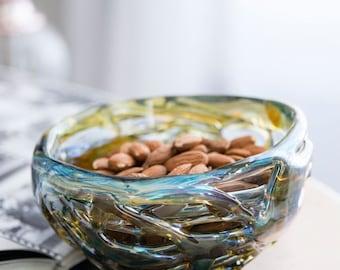 Glass Nest Bowl