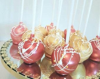 Celebration Cakepops -  Dozen