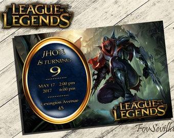 lol invitation,invitation lol,league of legends invitation,invitation league of legends,league of legends birthday,birthday league of legend