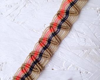 Bracelet funky wave