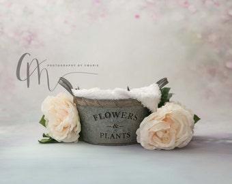 Flower pail digital