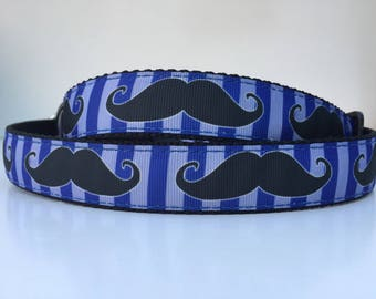 Moustache's Dog Collar