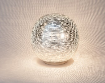 Lamp ball to ask openwork