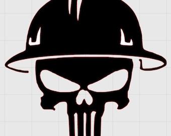 Vinyl Decal Overwatch Reaper Spray Logo From