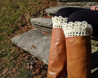 Royal Boot Cuffs