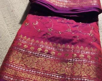 6. Unique High quality saree