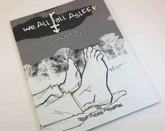 We All Fall Asleep - Volume 1 - graphic novel