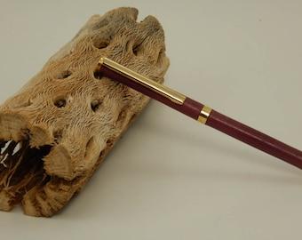 Slimline Pen - Purple Heart Wood
