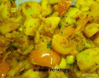 Curry Kit - Bombay Potatoes