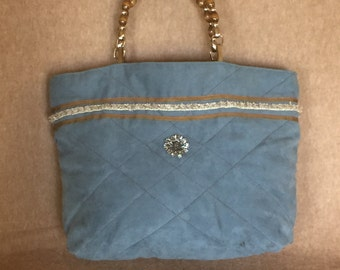 Quilted Fabric Tote
