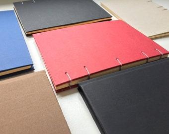 Handmade Notebook A5