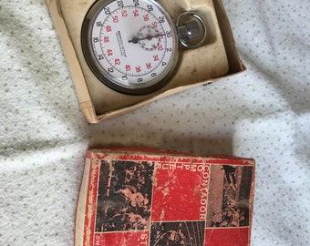 Vintage Berco-Stop Stopwatch