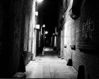 Alleyway - Dublin
