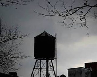 Art photography 'Water Tower'