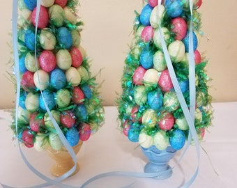 Easter egg tree set