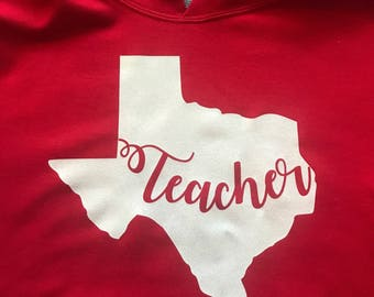 Texas (any state) Teacher