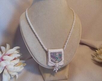 Cream Color Amulet Bag