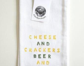 Green Bay Packers Tea Towel