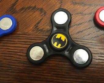 "Custom Made Personalized Fidget Spinner, Hand Spinner Toy, Spinner Fidget Toy, Spinner Fidget, Spinner, Plastic Fidget Spinner, About 2 1/2"""
