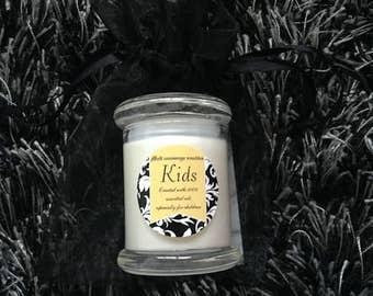 Kids Massage Candle