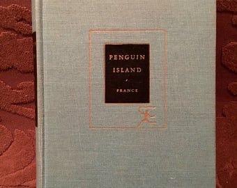 Penguin Island - Anatole France, 1933